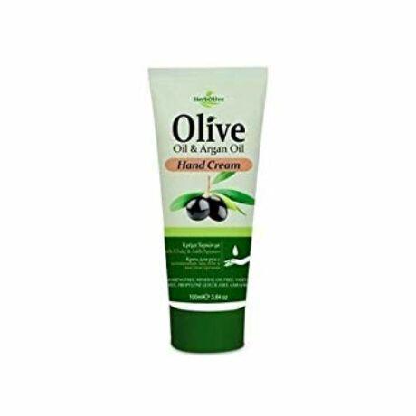 Kézkrém argán és oliva olajjal, 30ml